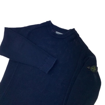 Stone Island S/S 01 Navy Sweater