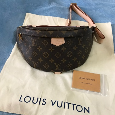 Louis Vuitton Bumbag Monogram M43644