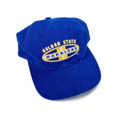 90S Vintage Golden State Warriors Cap