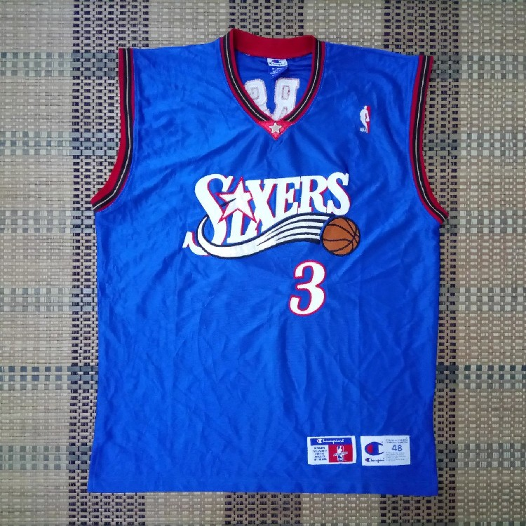 new style 99f64 106f6 Vintage NBA Jersey