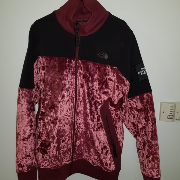 The North Face Black Series Velvet Track Top