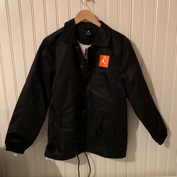 "Jordan X Gatorade ""Like Mike"" Coaches Jacket"