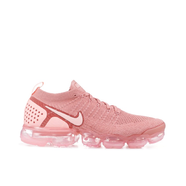 9acdd6b08d1a Nike Air Vapormax Flyknit 2 Rust Pink Women s Shoes