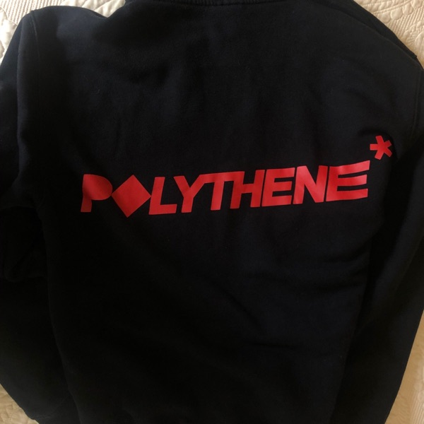 Polythene * Optic Hoodie
