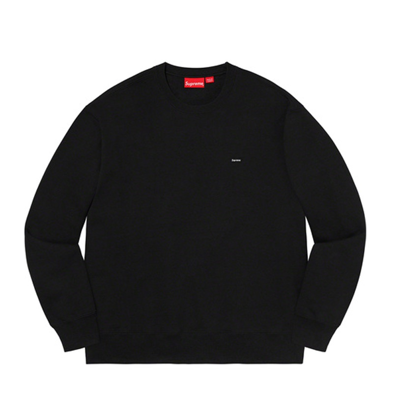 Supreme Small Box Crewneck Black