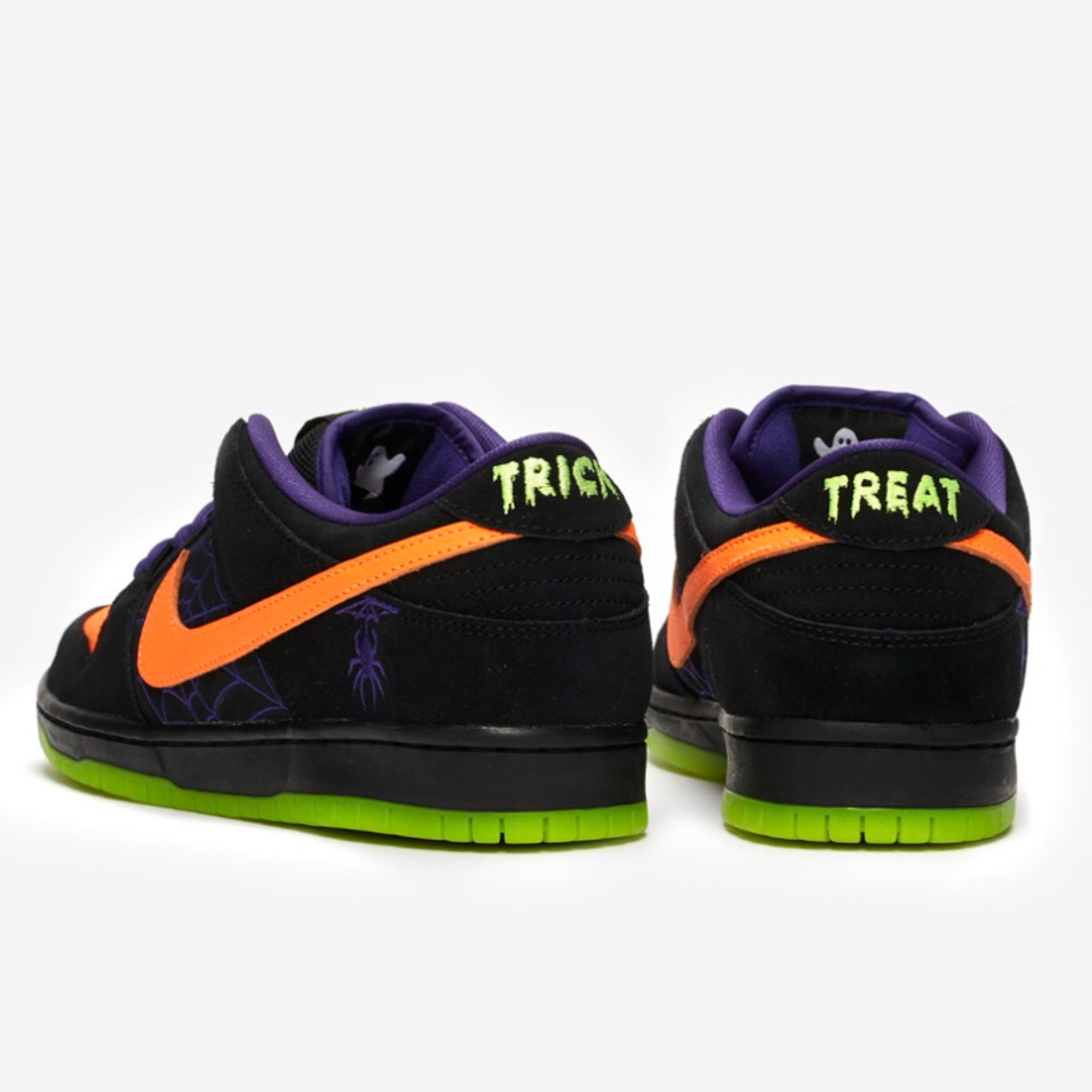 nike sb dunk low night of mischief made for halloween