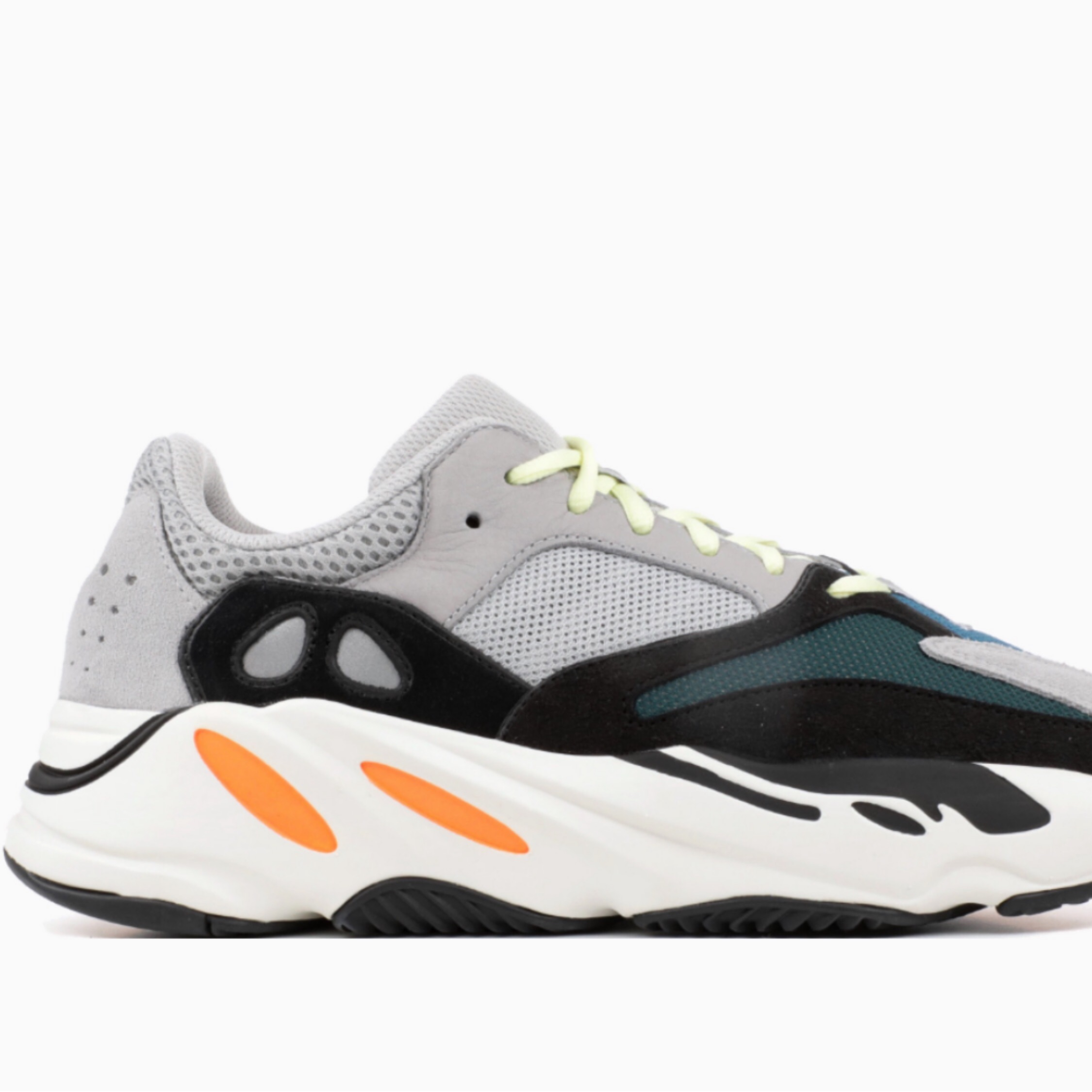 factory price 9433d 34753 Adidas Yeezy Boost 700 Wave Runner Solid Grey