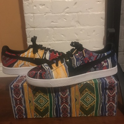 Coogi Pumas Size 10.5(Limited Edition)