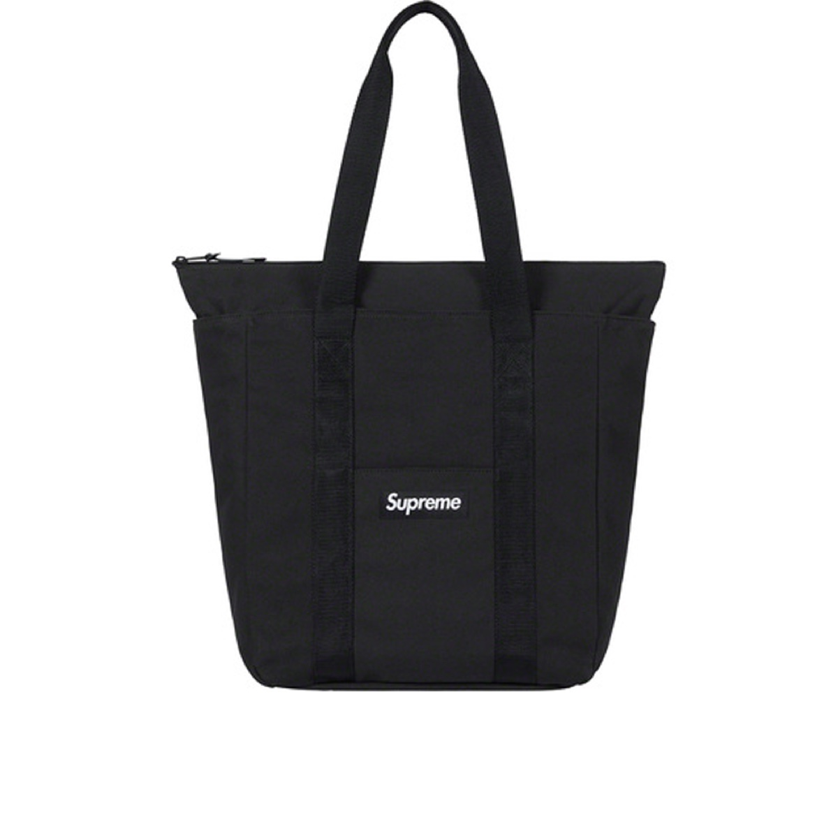 Supreme Canvas Tote Black