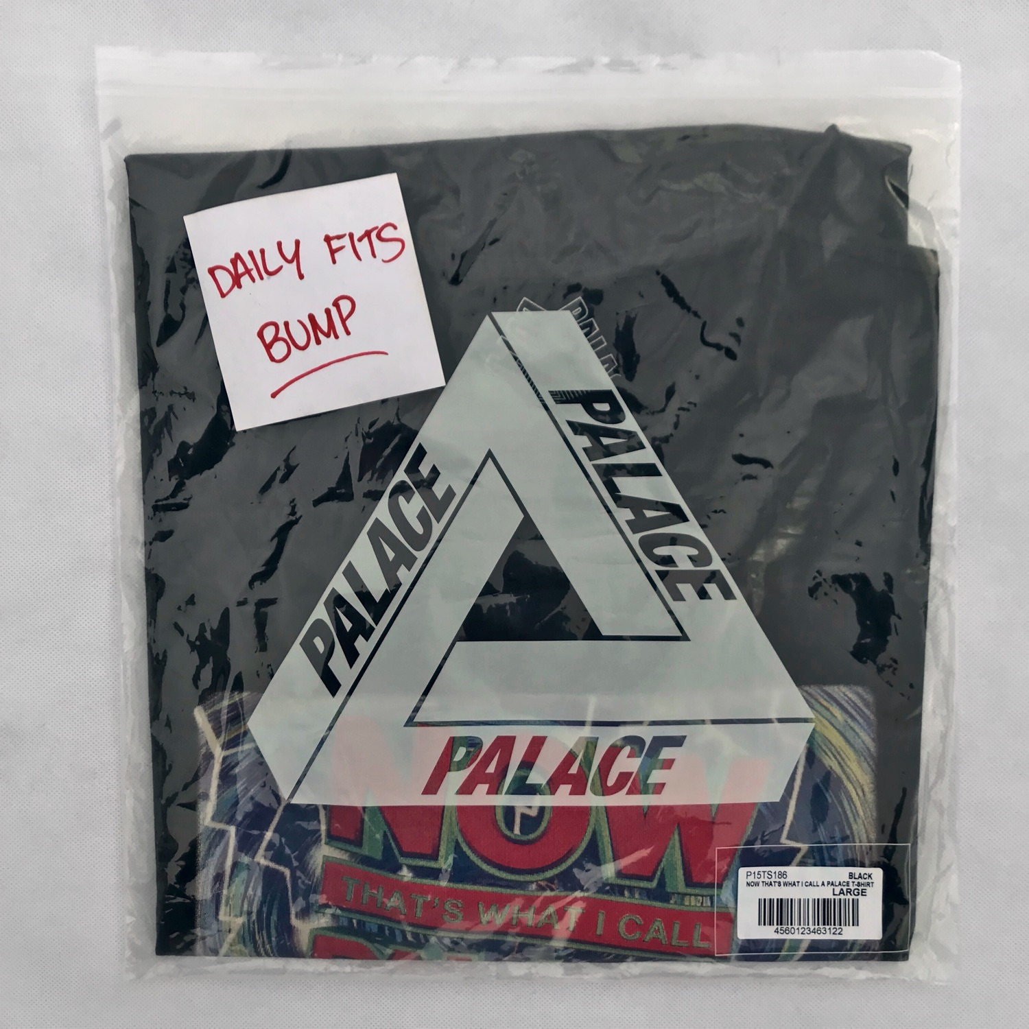 Palace Now That's What I Call Palace T-Shirt Large
