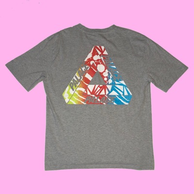 Palace One Tooth Tri Ferg T Shirt