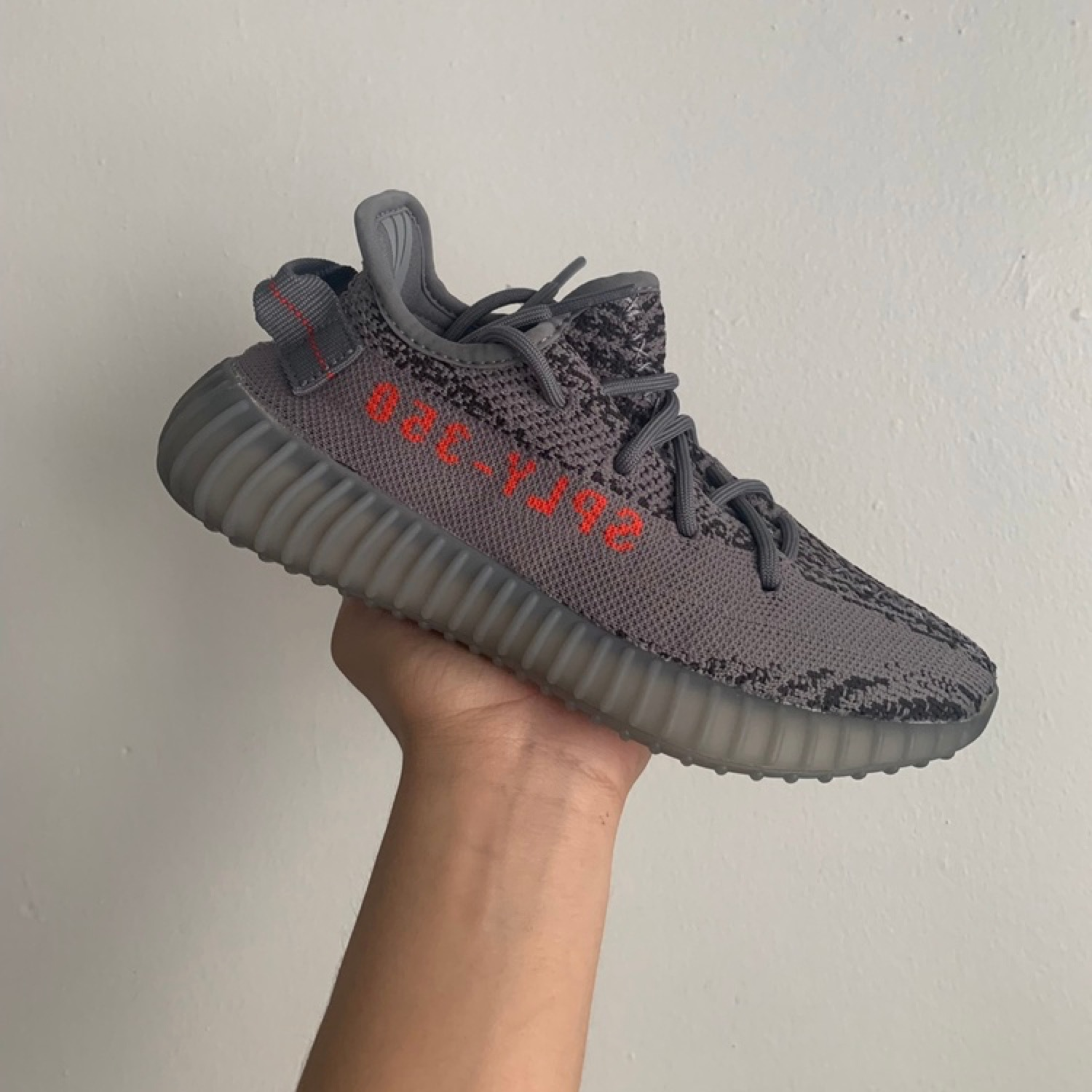 finest selection 4120e 85bb6 Yeezy Boost 350 V2 Beluga 2.0 Size 4.5