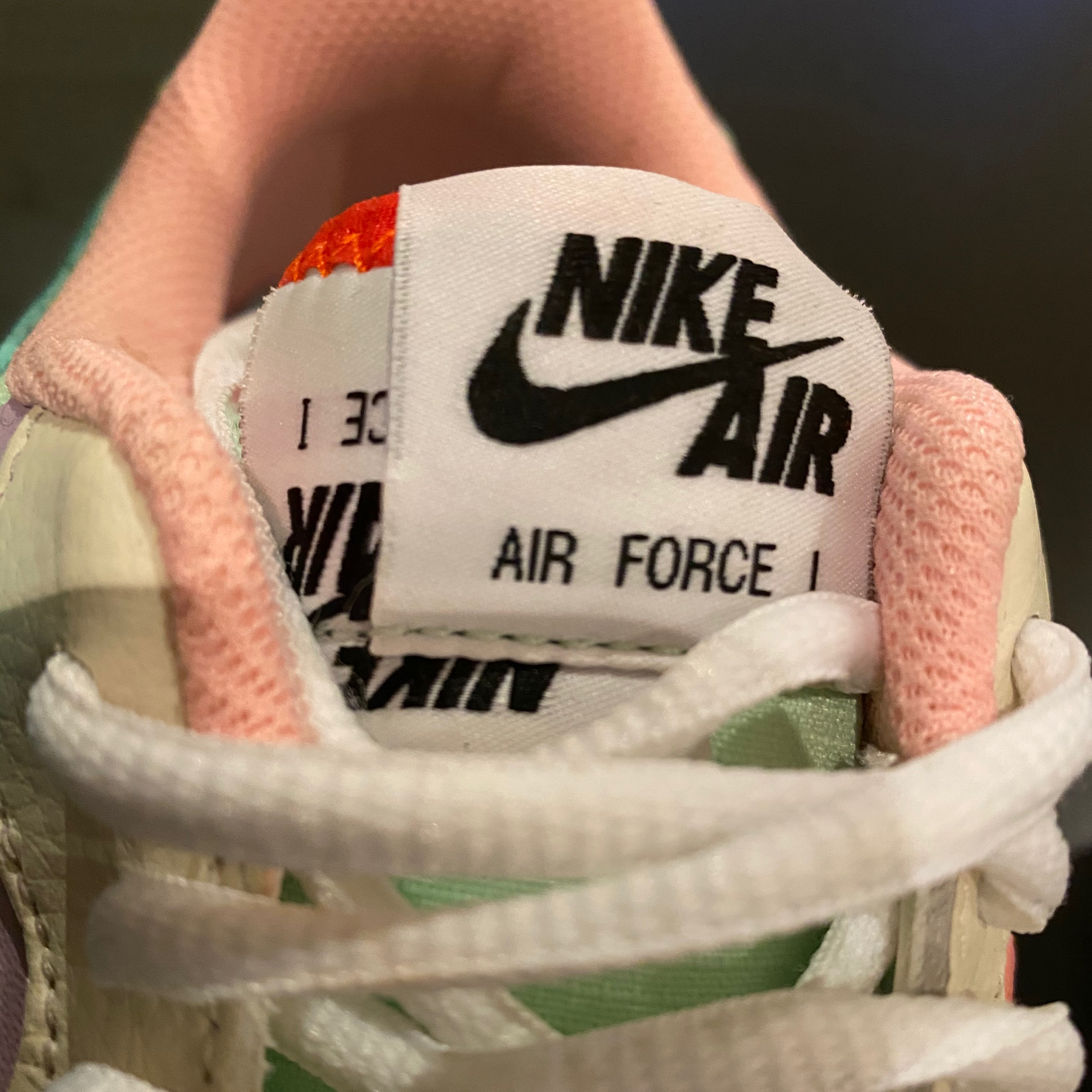 Purchase \u003e suns out air force 1s out