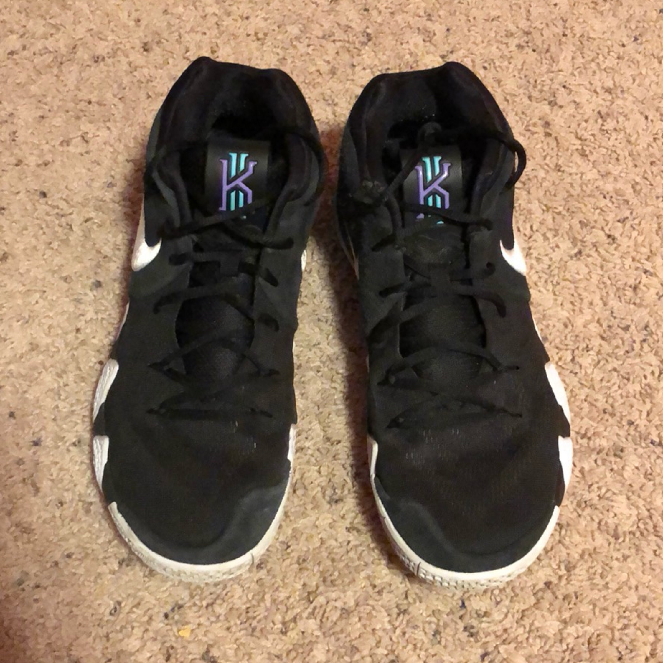 info for 42a36 25d8a Kyrie 4 Ankle Taker