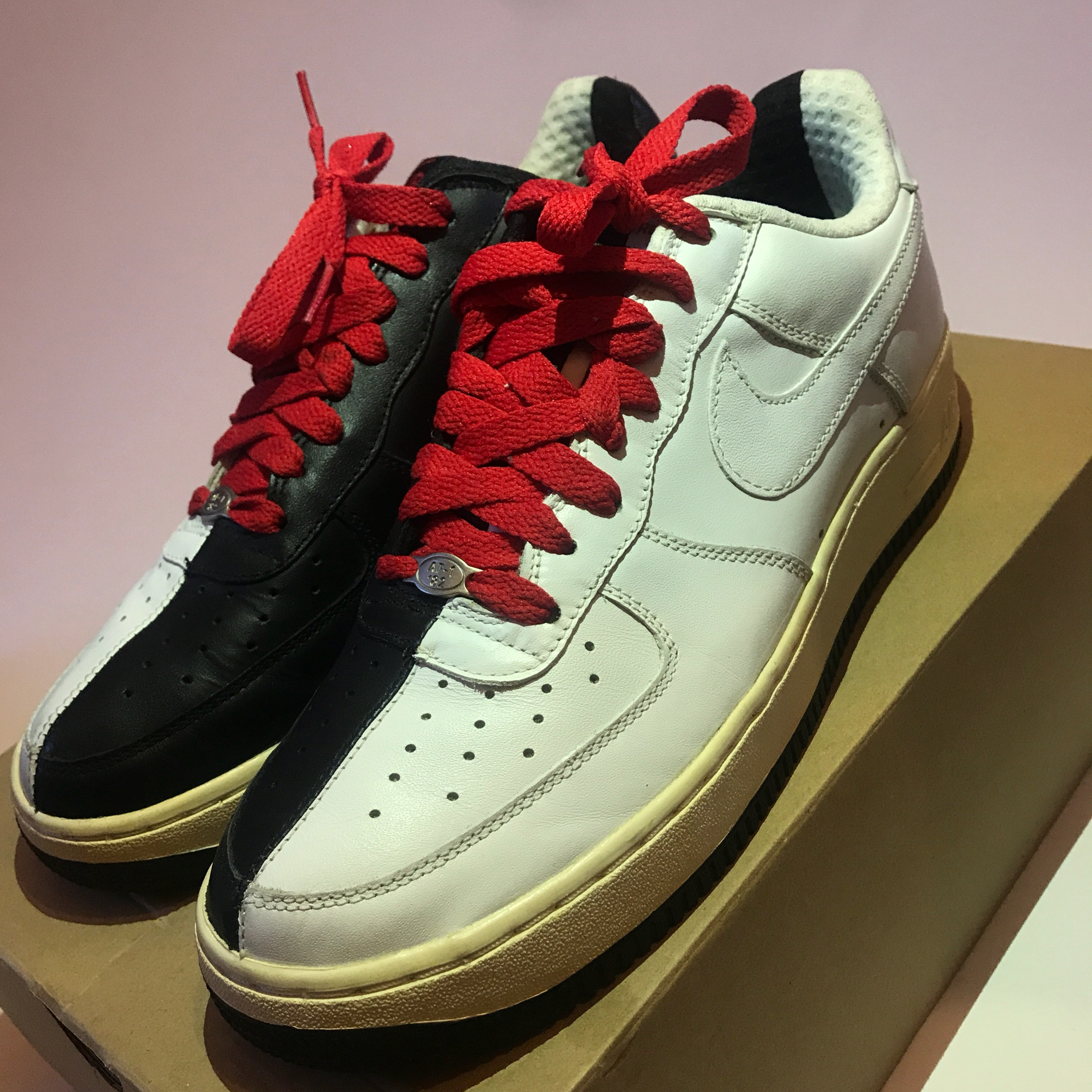 *Rare* Nike Scarface Split Air Force 1