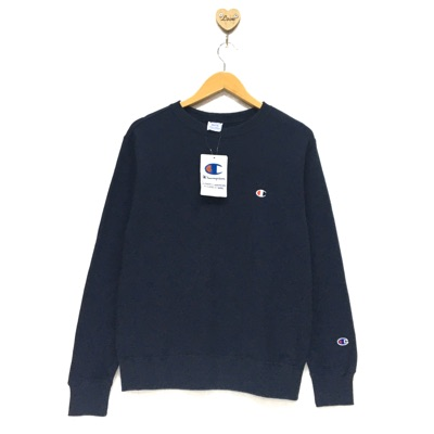 Nice! Champion Sweatshirt Embroidered Small Logo