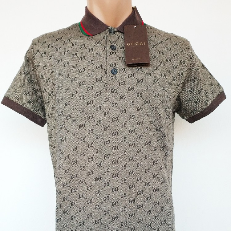 83f4d71e4434 Brand new Gucci T shirt,100% Authentic,Color Brown,10 days delivery,free  shipping #new ...