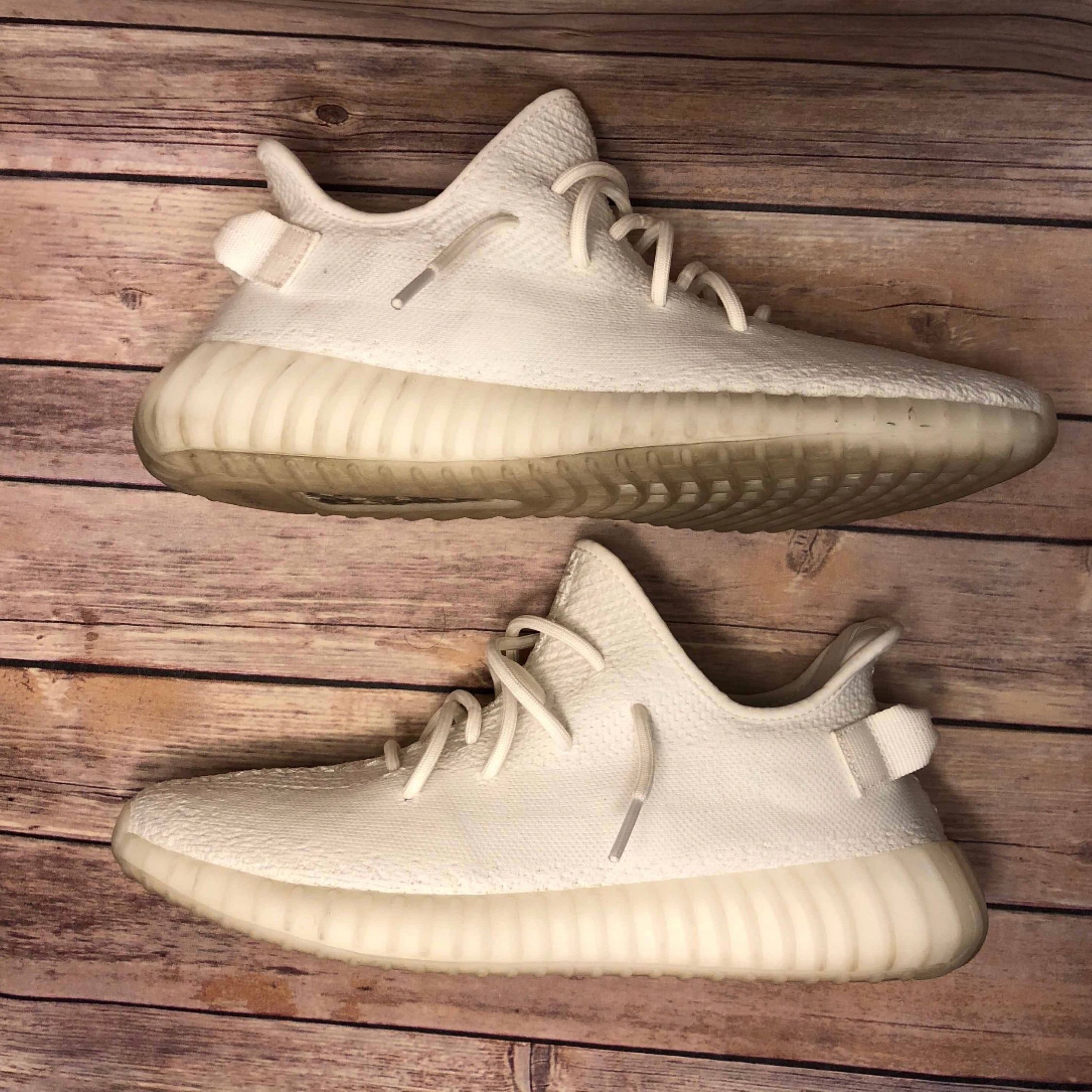 uk store look for new high quality Yeezy Boost 350 V2 Triple White (Size 12)
