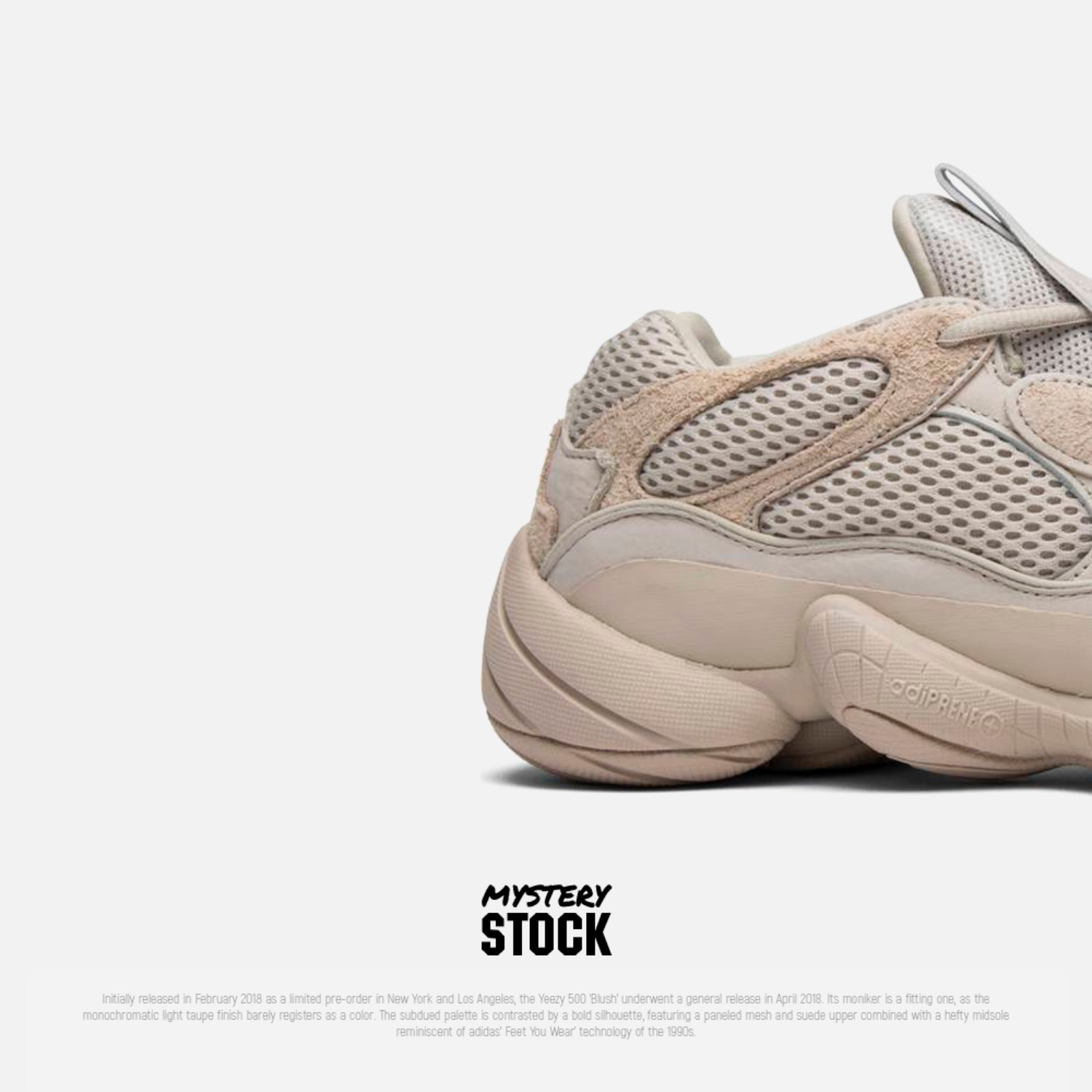 various colors 7f05f 43510 Adidas Yeezy Boost 700 Blush