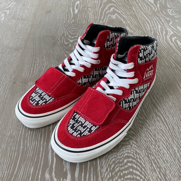 Fear Of God Vans Mountain Uk 8