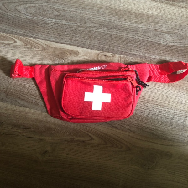 Red Cross Fanny Pack