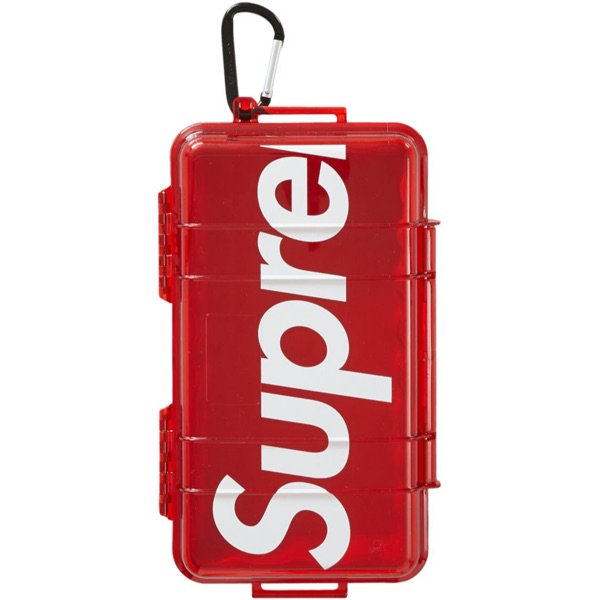 DS Supreme Pelican 1060 Case Red FW19 Tsubota Smoke Voodoo Mary J IN HAND!