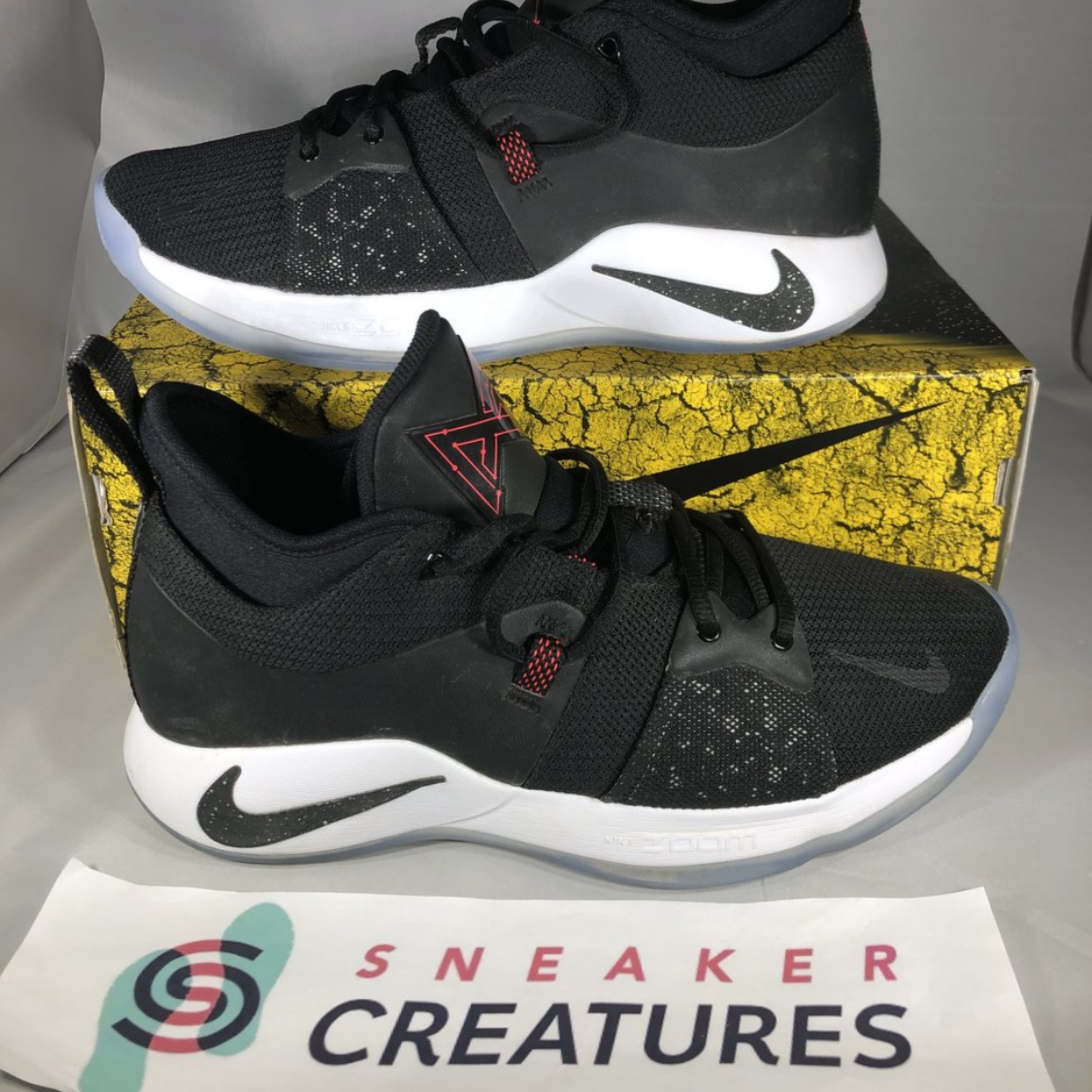 paul george 2 taurus Kevin Durant shoes