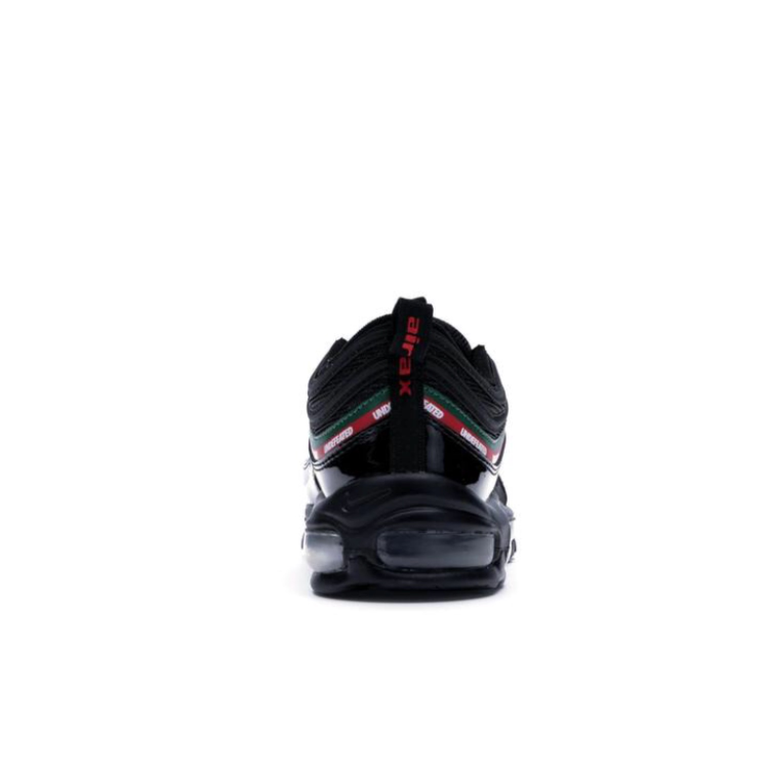 Air Max 97 Undftd Black Used Cond. 810