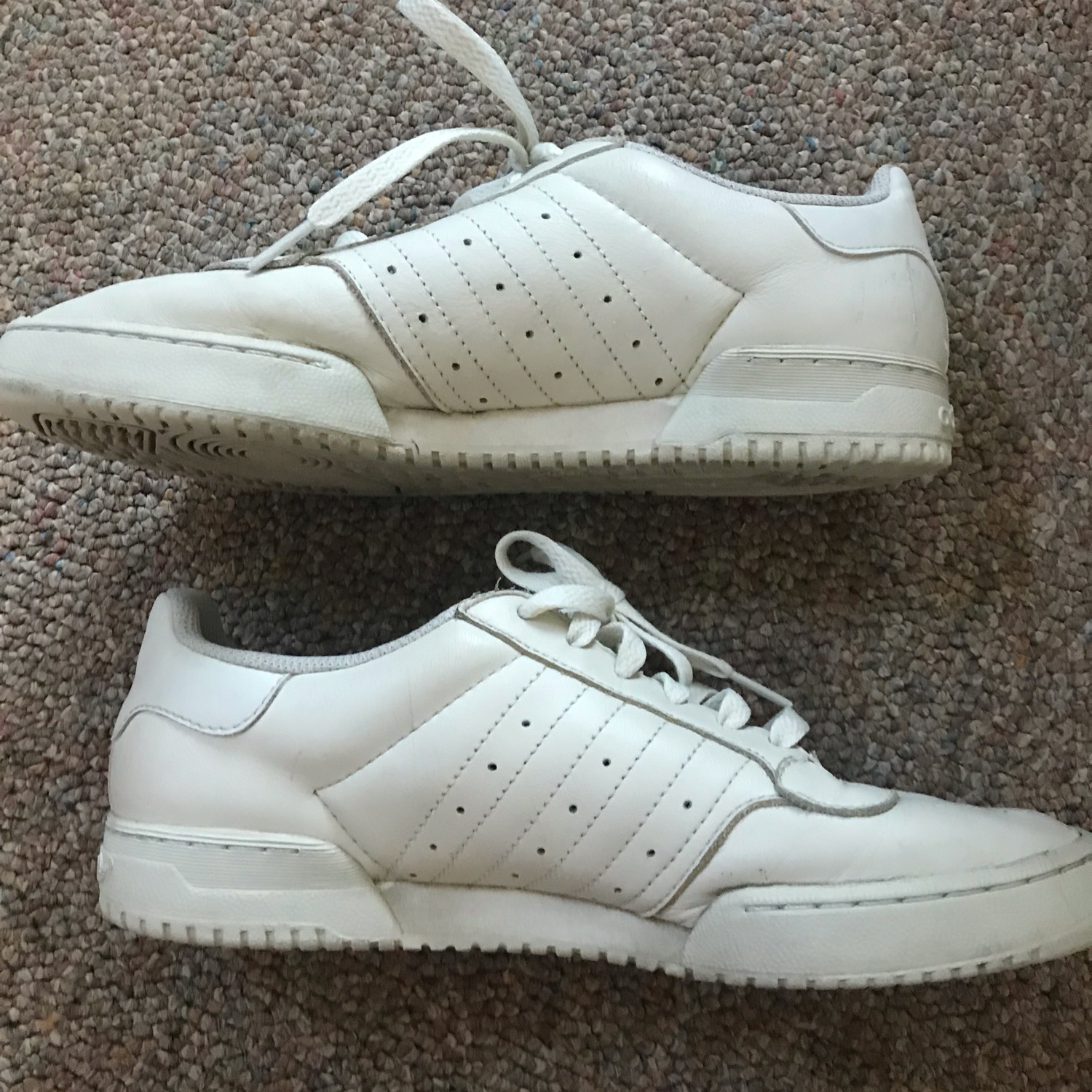 6162cb715d7 Yeezy Powerphase Calabasas White Og