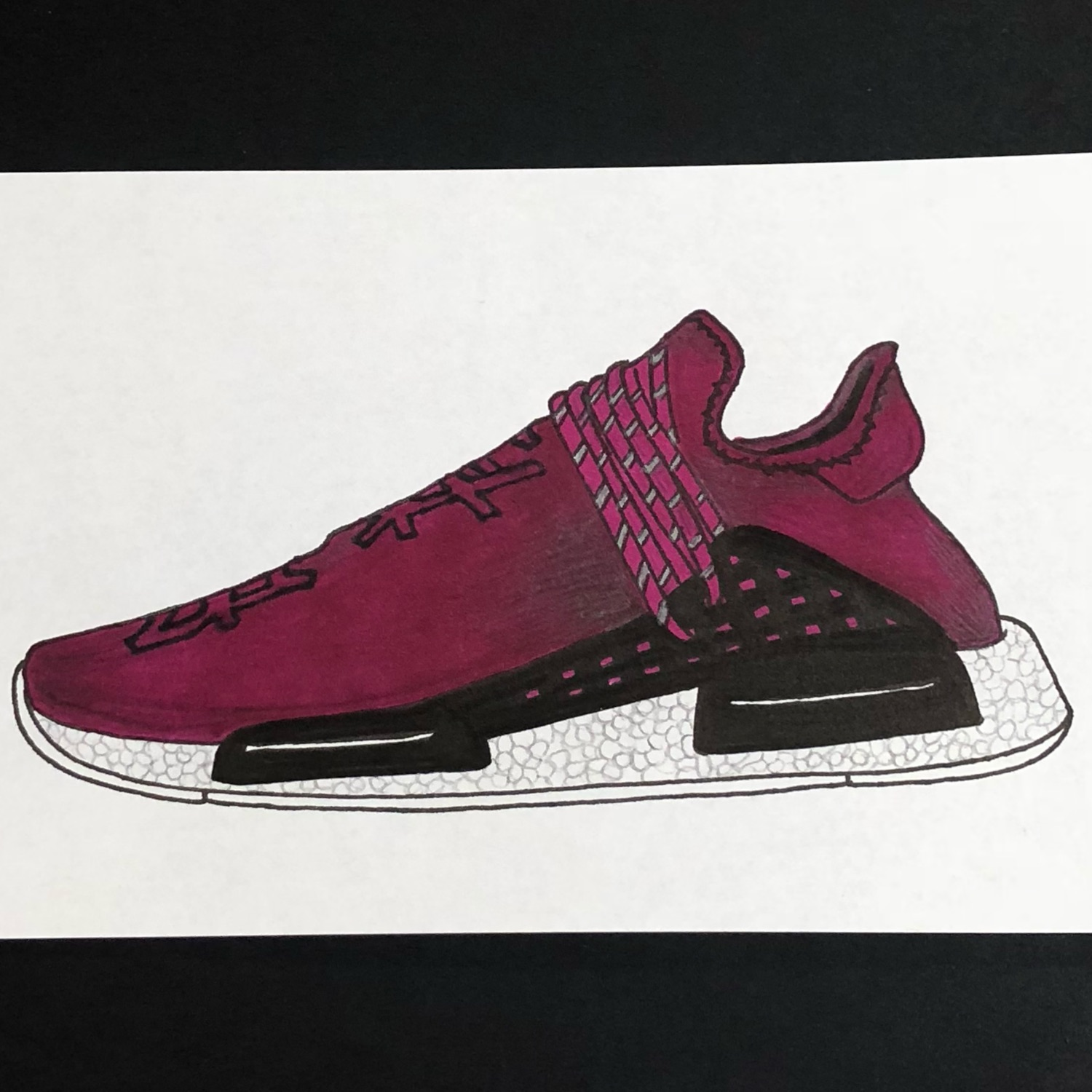 various colors 3fc30 3565d Adidas Pharrell Human Race Friends And Family Nmd