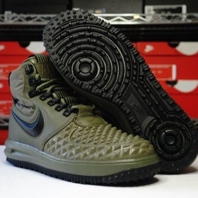Nike Air Force 1 Lf1 Duck Boot Olive