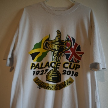 Palace Par T-Shirt (FW19) White