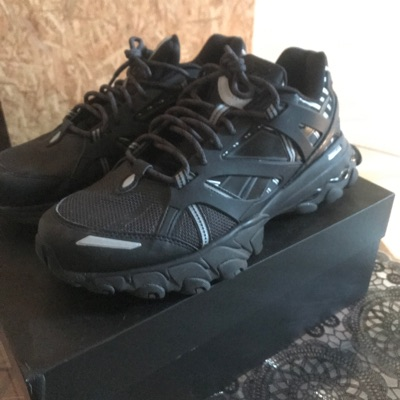 Reebok Dmx Trail Full Black