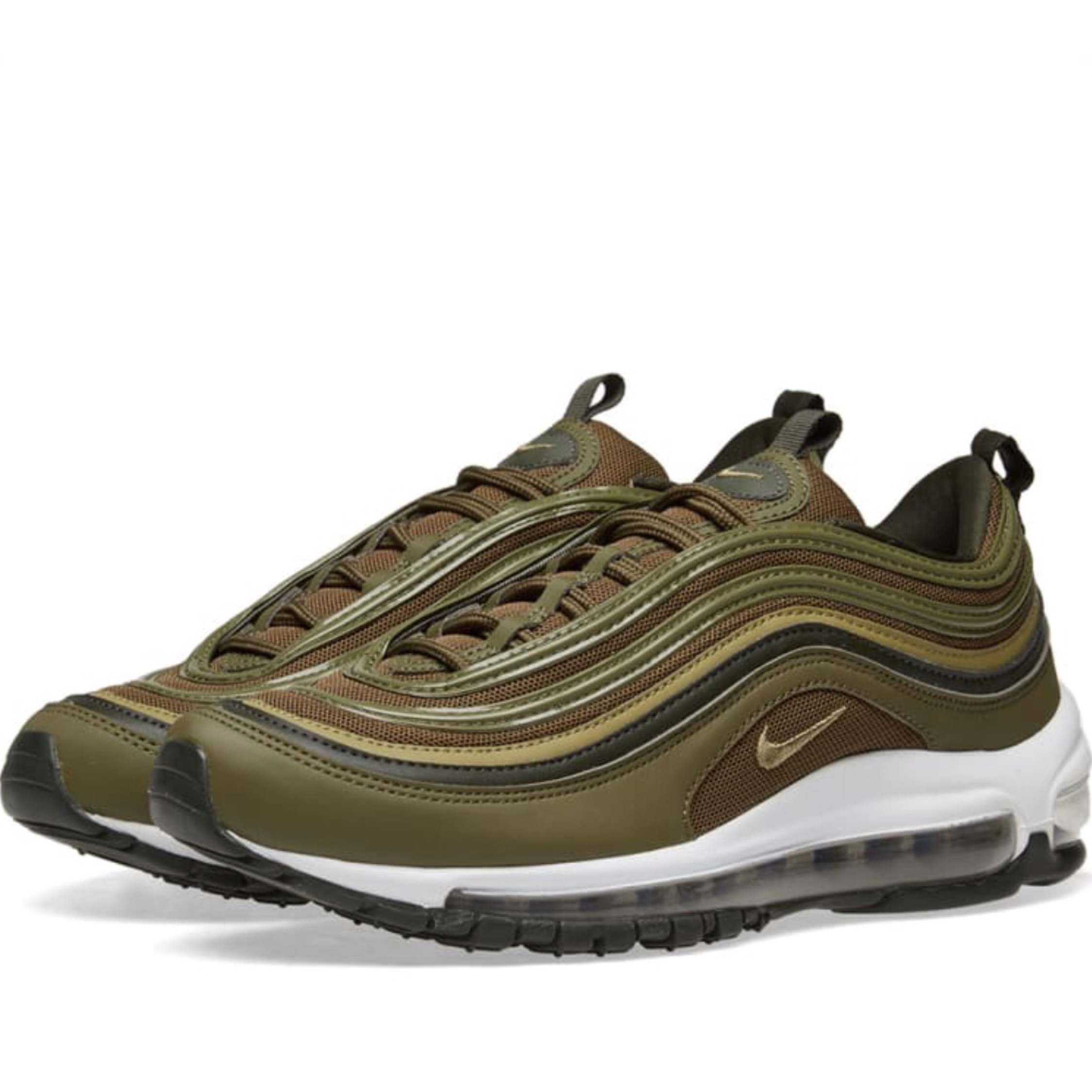 Air Max 97 Olive Green Woman