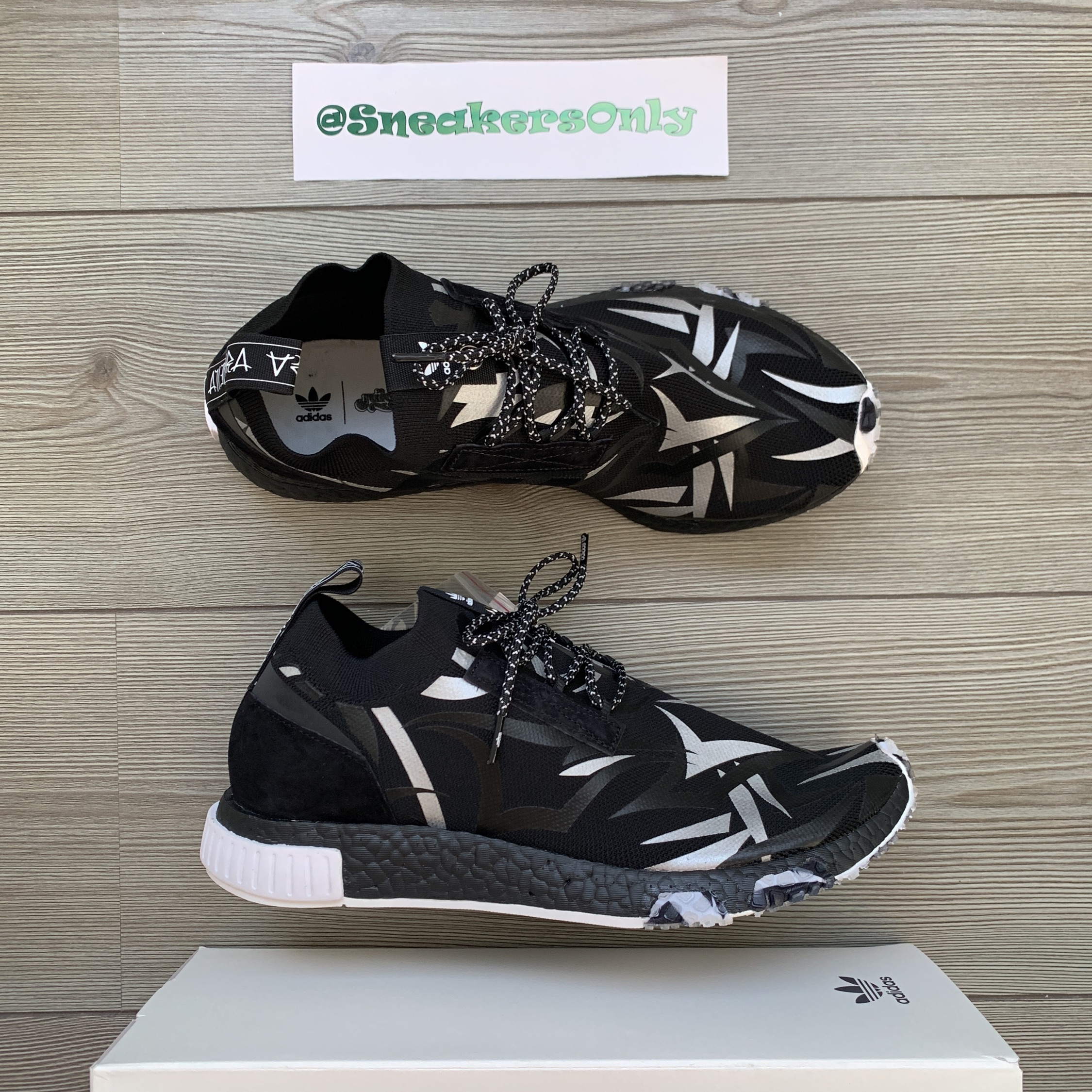 new style d5bb1 cf392 Adidas Nmd Racer Juice Hk (2018)