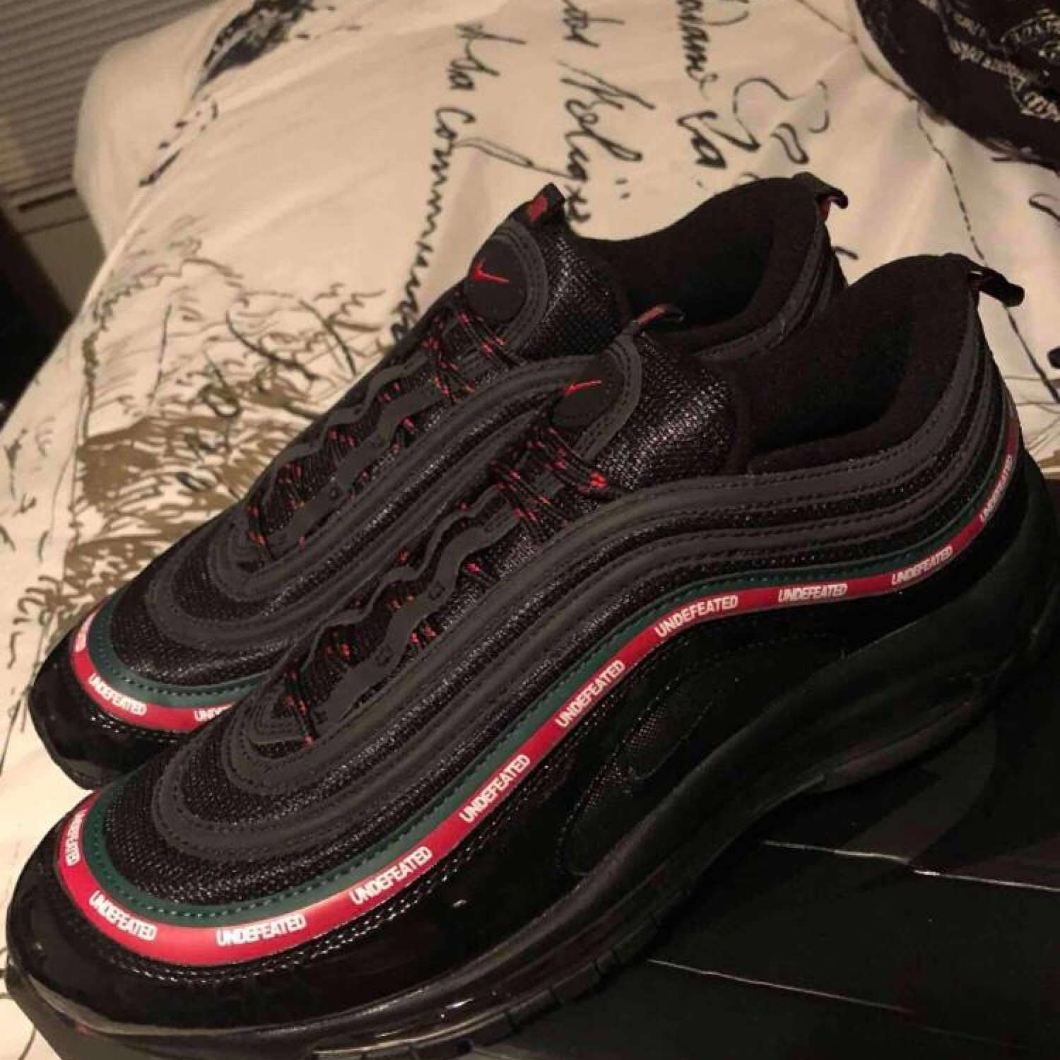 premium selection 4dbf4 424d7 Nike Undefeated 97S