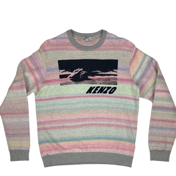 Kenzo Exclusive Striped Jumper