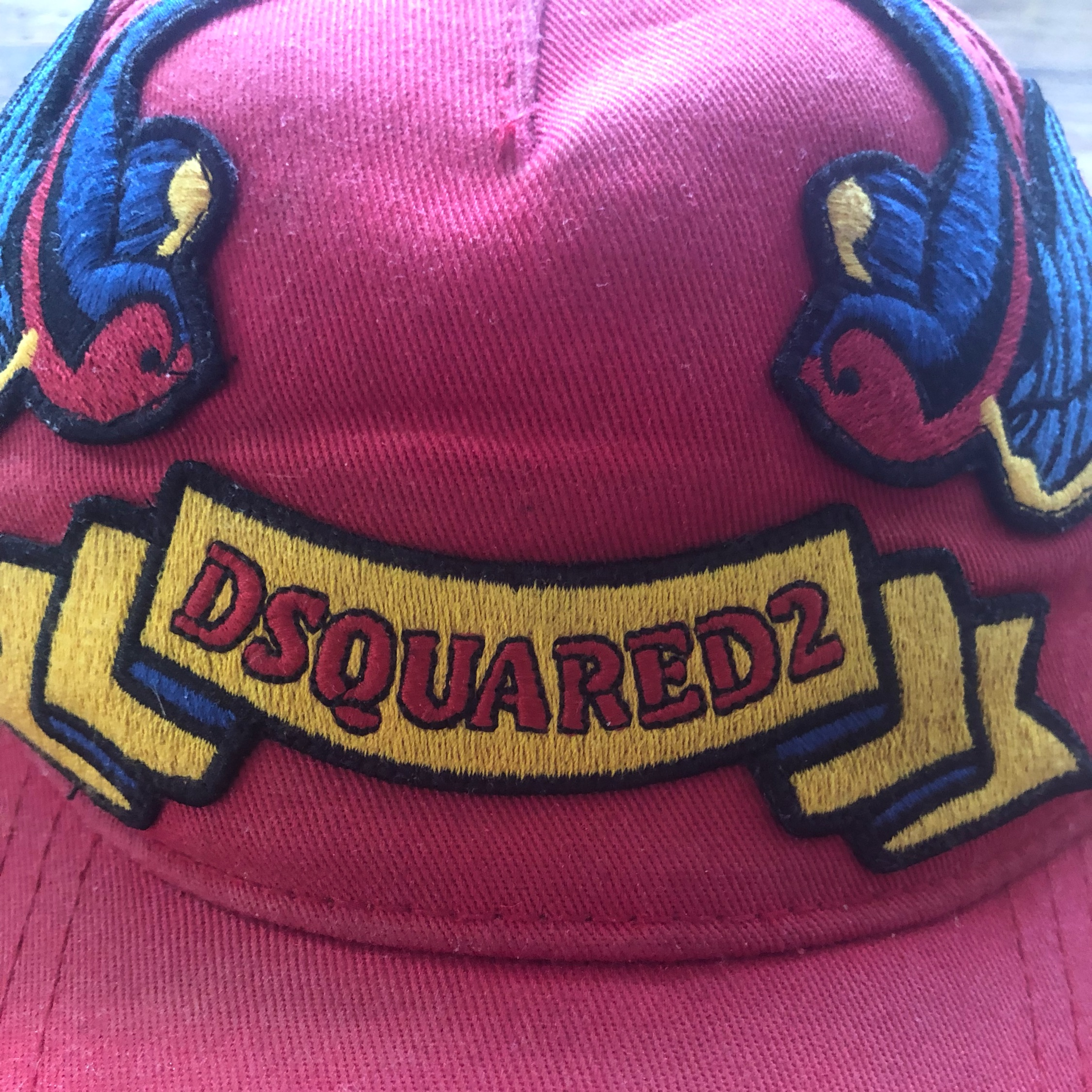 Dsquared2 Cap (Steal)! 50,- Only Today!!!!