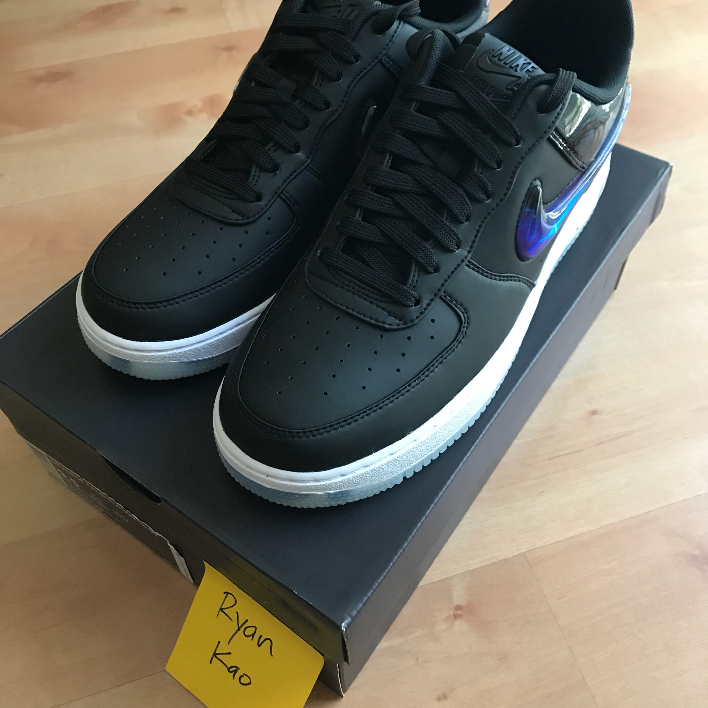Playstation X Nike Air Force 1 Qs E3 Exclusive