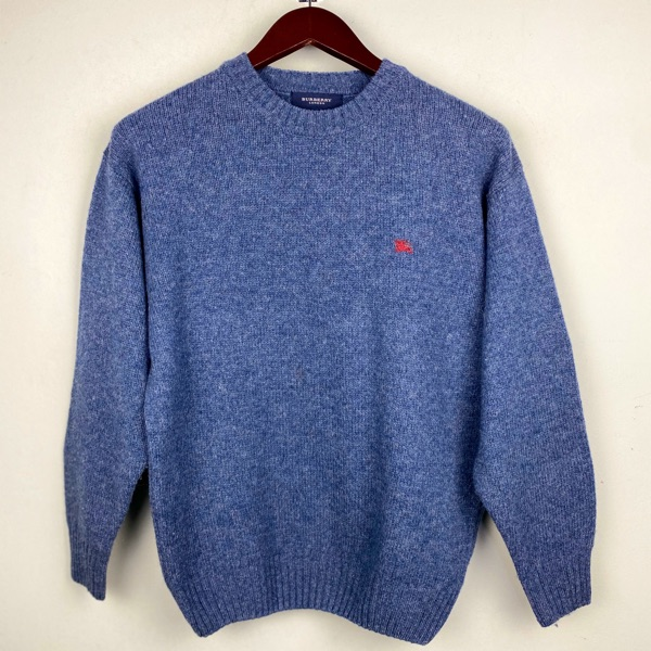 Burberry Jumper Sweater Wool Size S Like New