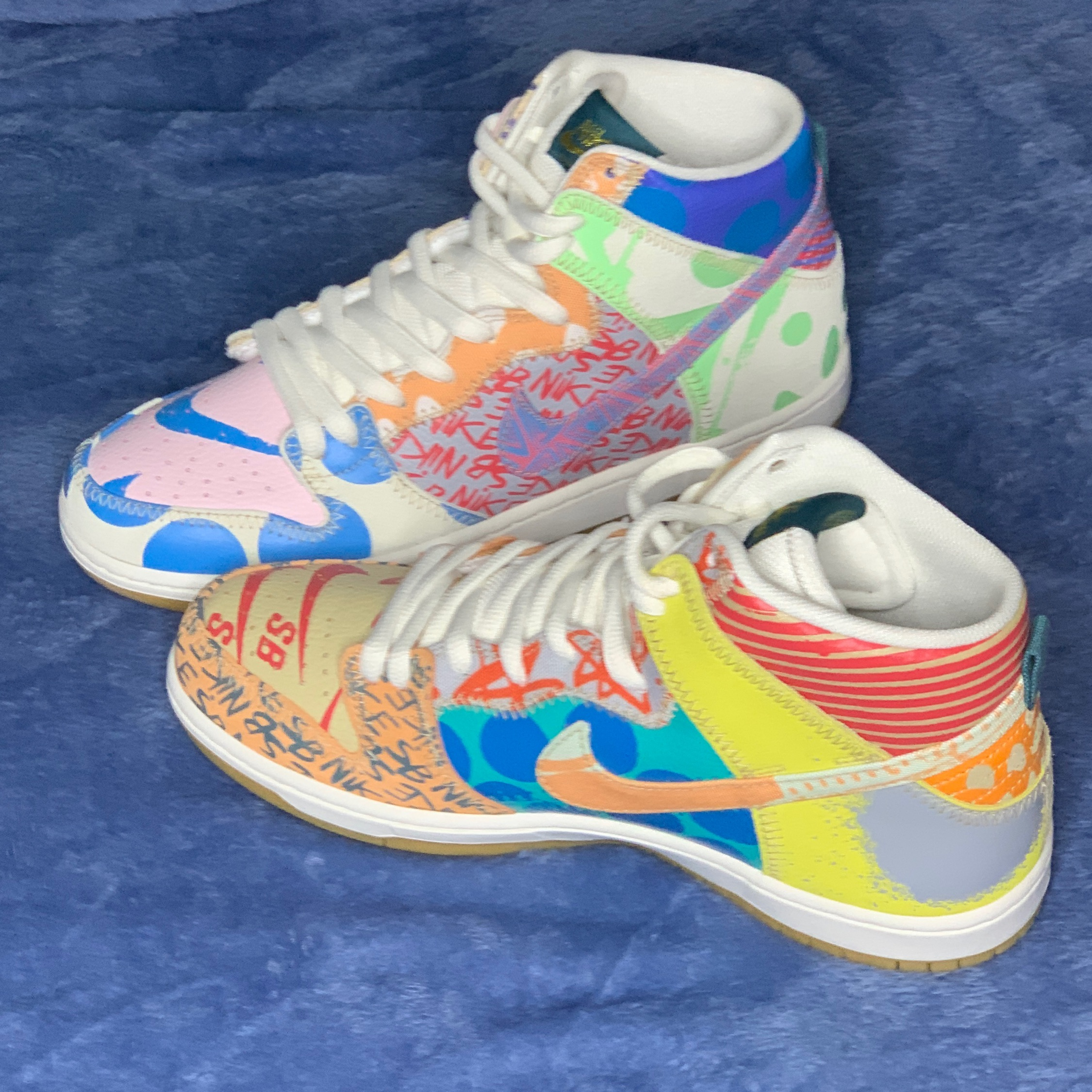 what the dunk high