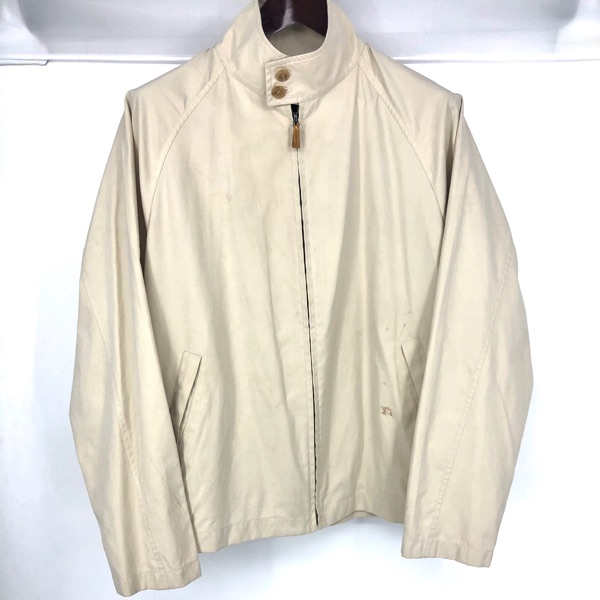 Burberry Light Jacket Beige Xl Size