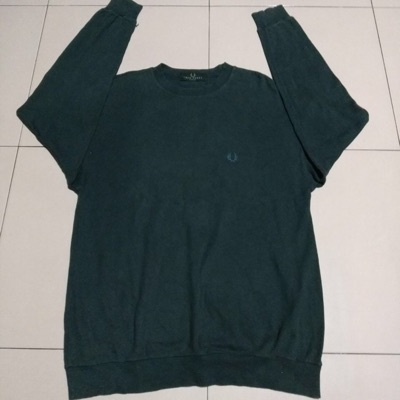 Fred Perry Sweatshirt Made In Germany