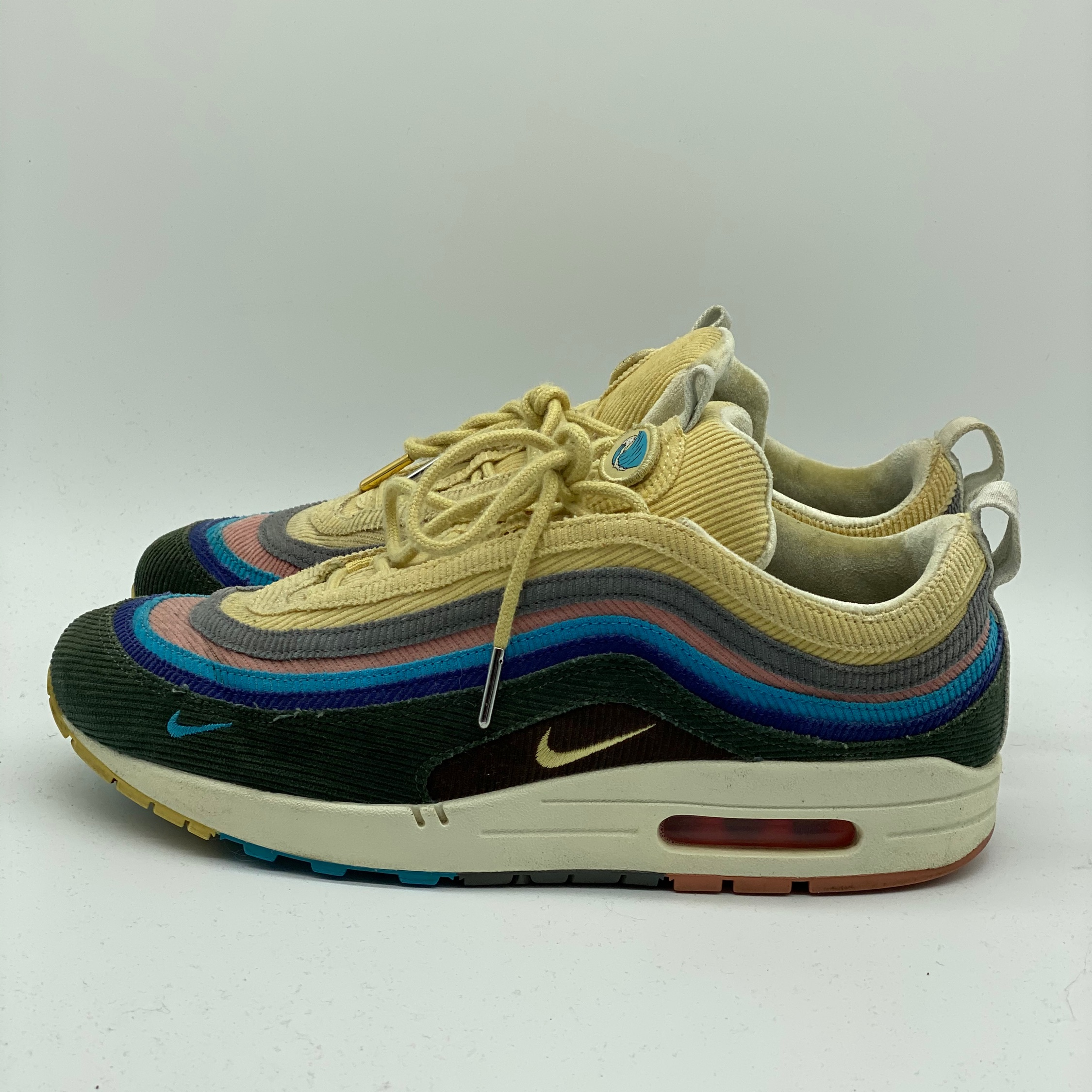 Nike Air Max 97 Og Junior, Nero from Jd Sports on 21 Buttons