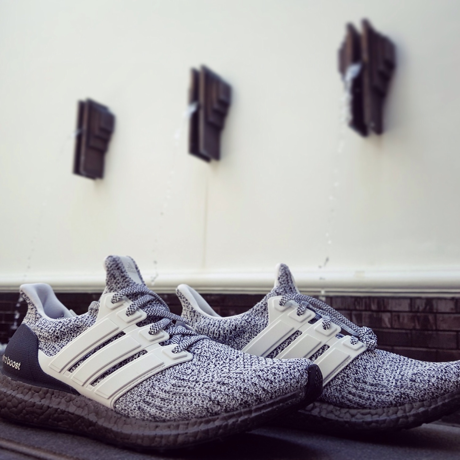 adidas Ultra Boost 4.0 Cookies and Cream in 2019 | Adidas