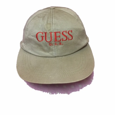 Embroidered Guess Hat Cap Asap Rocky