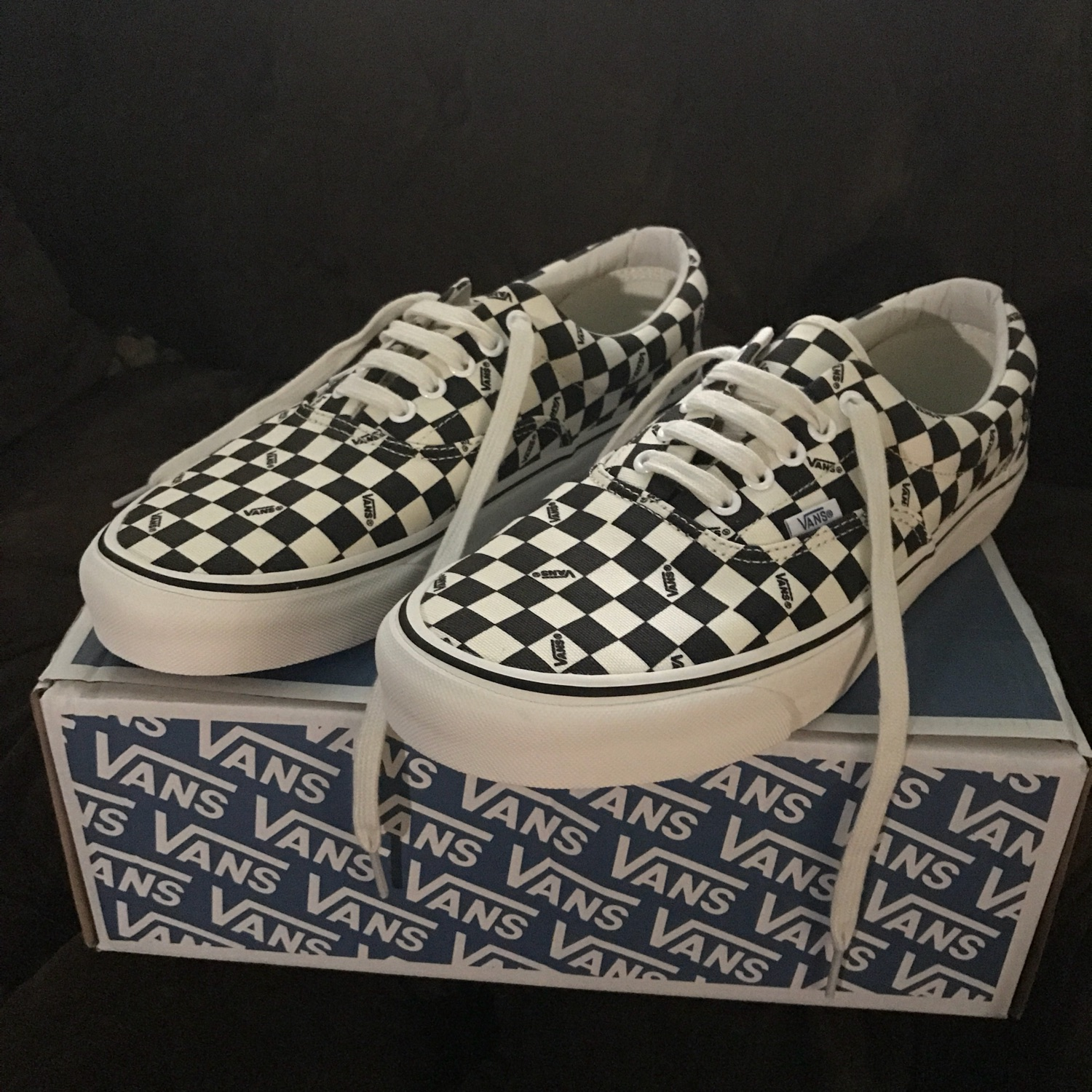 Vans Checkerboard Og Era Lx