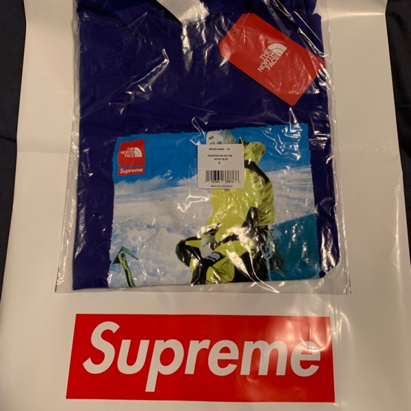 The North Face Supreme Photo Tee