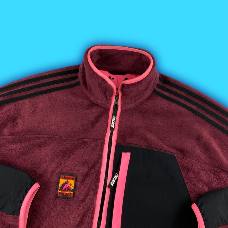Palace x Adidas Polar Track Top