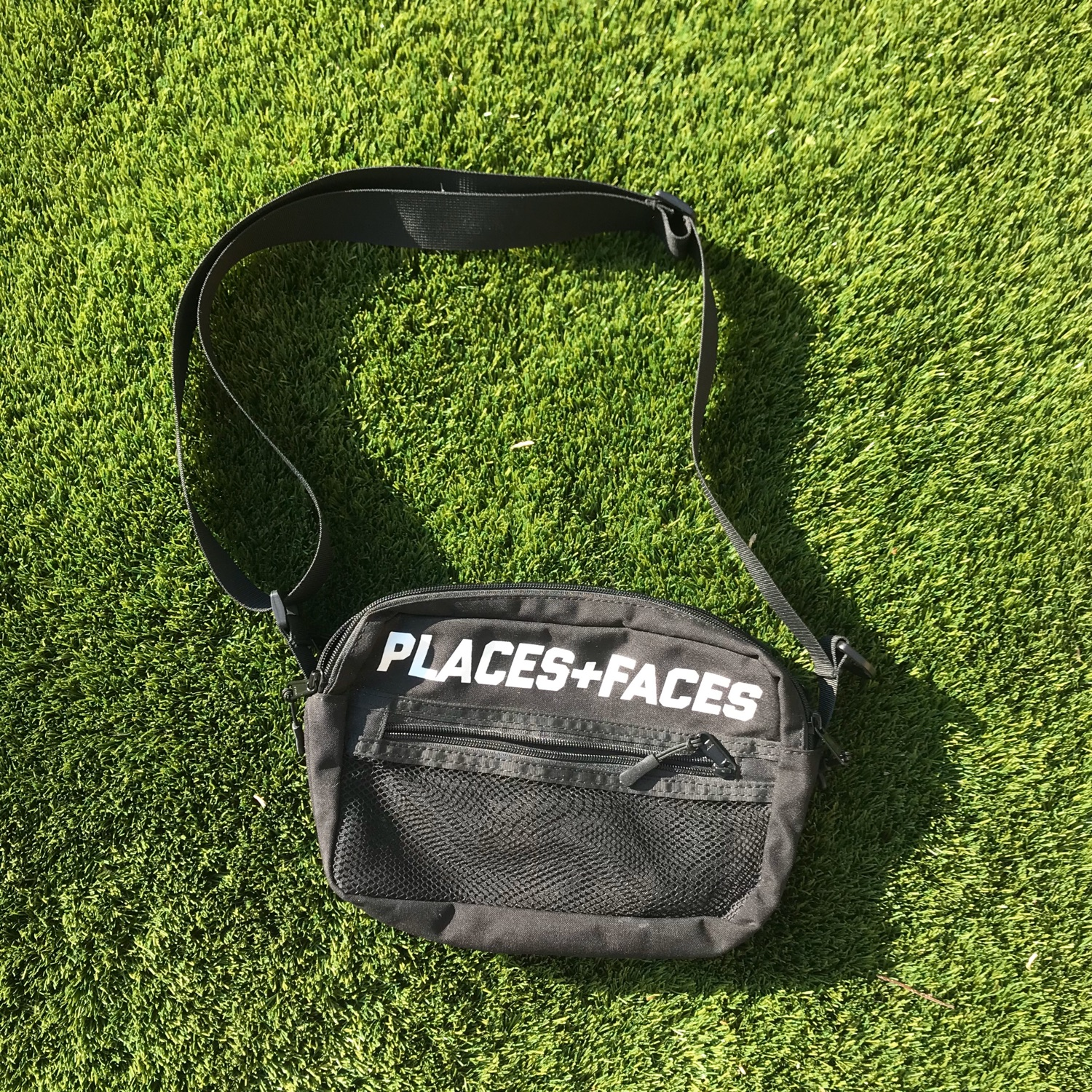 Places + Faces Pouch In Black